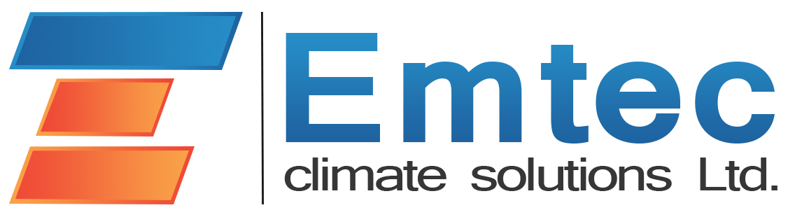 Emtec Logo | Air conditioning liverpool